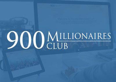 900 Millionaires Club