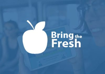 Bring The Fresh – Web Development